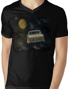 Travellers 4 - by Anne Winkler Mens V-Neck T-Shirt