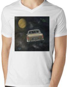 Travellers 2 Mens V-Neck T-Shirt