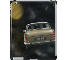 Travellers 4 - by Anne Winkler iPad Case/Skin
