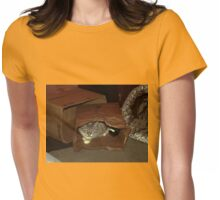 Gracie  Womens Fitted T-Shirt