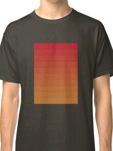 Layers (Orange) Classic T-Shirt