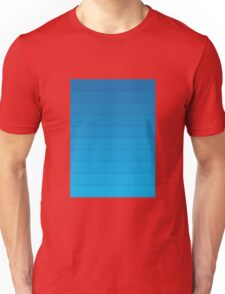 Layers (Blue) Unisex T-Shirt