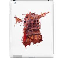 Clara Oswin Oswald - I AM HUMAN iPad Case/Skin