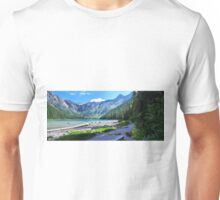Avalanche Lake - Glacier National Park Unisex T-Shirt