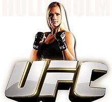 HOLY HOLM UFC by ridho2000