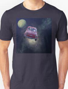 Bella in Space by Anne Winkler T-Shirt