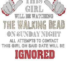 The Walking Dead by Jaimehayon Smith
