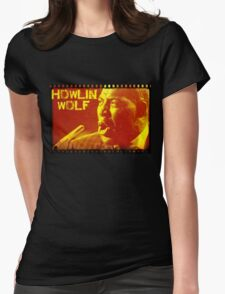 HOWLIN WOLF Womens Fitted T-Shirt