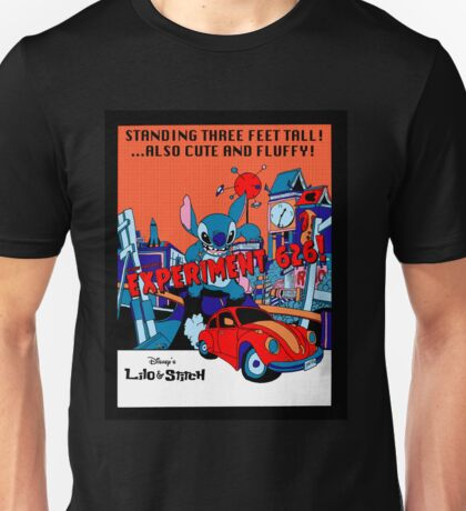 The City's in (STITCHES) Unisex T-Shirt