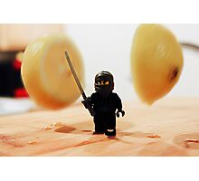 Fruit Ninja Photographic Print