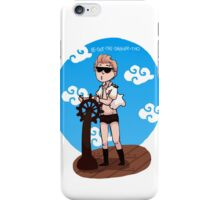 Captain Niall iPhone Case/Skin