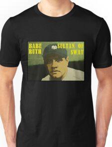 Babe Ruth - New York Yankees Unisex T-Shirt