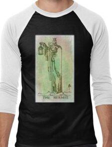 The Hermit Men's Baseball ¾ T-Shirt