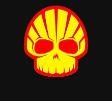 Shell Hell Skul Petroleum Gas Lubricant oil Unisex T-Shirt