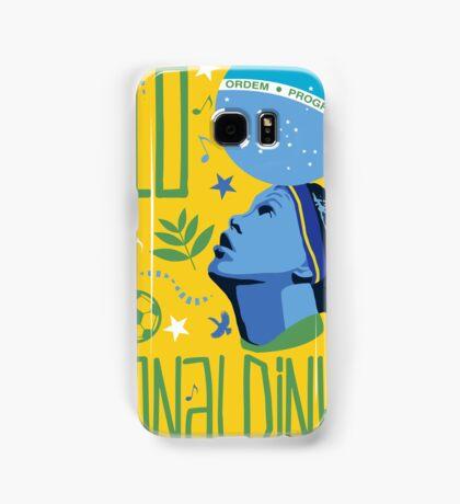 Ronaldinho Samsung Galaxy Case/Skin