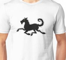 Galloping Horse Tshirt design Unisex T-Shirt