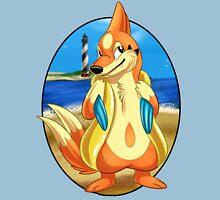 Pokemon Floatzel Womens Fitted T-Shirt