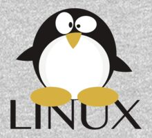 Linux Penguin One Piece - Long Sleeve