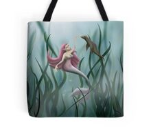 Mermaid Games Tote Bag
