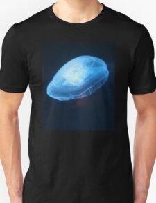 Jellyfish T-Shirt - Amazing Glow Moon Jellies Sea Animal Sticker T-Shirt