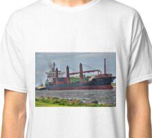 Island Chief - Newcastle Harbour NSW Australia Classic T-Shirt