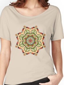 Psychedelic ornament Women's Relaxed Fit T-Shirt