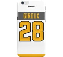 Philadelphia Flyers Claude Giroux NHL All-Star White Jersey Back Phone Case iPhone Case/Skin