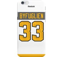 Winnipeg Jets Dustin Byfuglien NHL All-Star White Jersey Back Phone Case iPhone Case/Skin