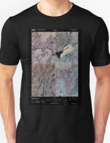 New York NY Rensselaer Falls 20100513 TM Inverted T-Shirt