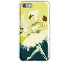 Ballet dancers iPhone Case/Skin