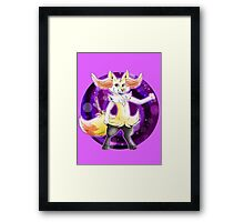 Pokemon Braixen Framed Print
