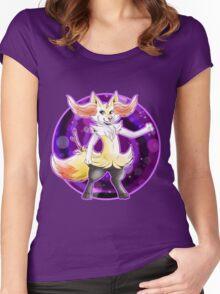 Pokemon Braixen Women's Fitted Scoop T-Shirt