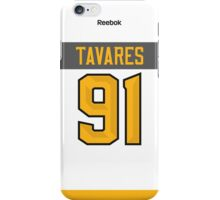New York Islanders John Tavares NHL All-Star White Jersey Back Phone Case iPhone Case/Skin
