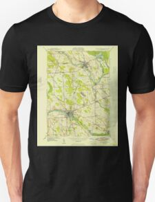 New York NY Baldwinsville 123393 1948 24000 T-Shirt