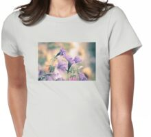 Purple Dreams Womens Fitted T-Shirt