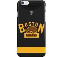 Boston Bruins 2016 Winter Classic Jersey iPhone Case/Skin
