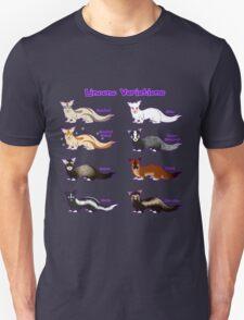 Pokemon Linoone Variations T-Shirt