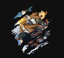 Attack On Titan - Characters Attack Unisex T-Shirt