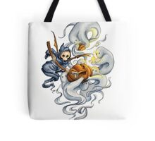 Grim and Friends Tote Bag