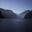 Milford Sound by Xavier Russo