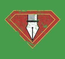 Ps/Ai Superheroes Baby Tee