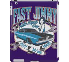 FAST JIMMY AUTO REPAIR SHOP iPad Case/Skin