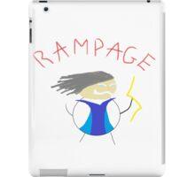 Zeus Rampage iPad Case/Skin
