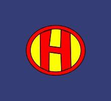 Hero, Heroine, Superhero, Initials,  H Unisex T-Shirt
