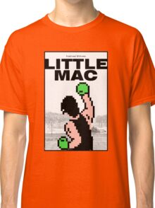 Punch-Out - Little Mac Rocky Poster Classic T-Shirt