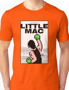 Punch-Out - Little Mac Rocky Poster Unisex T-Shirt