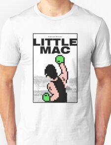 Punch-Out - Little Mac Rocky Poster T-Shirt