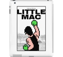 Punch-Out - Little Mac Rocky Poster iPad Case/Skin