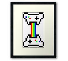 Player 2 Framed Print