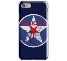 Wipeout - Auricom - 50s Style iPhone Case/Skin